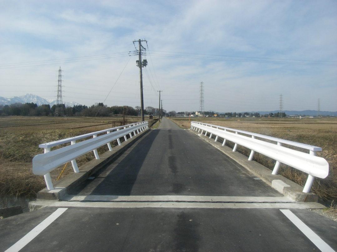上郷屋大橋橋梁修繕工事